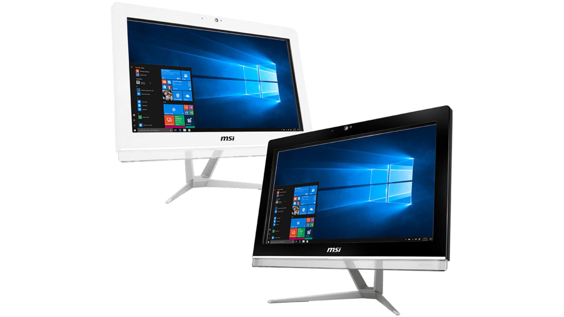 کامپیوتر بدون کیس Pro 20 EXT 7M - F