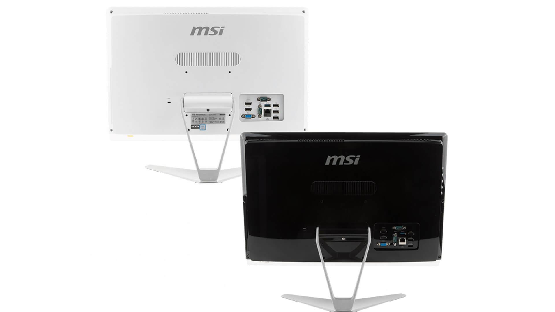 Msi Pro 20 EXT 7M