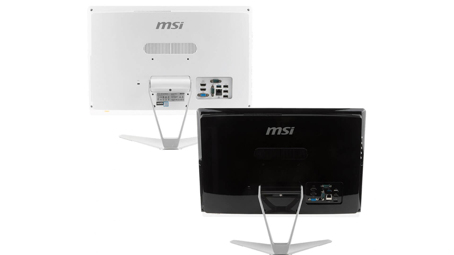 Msi Pro20 EXT 7M