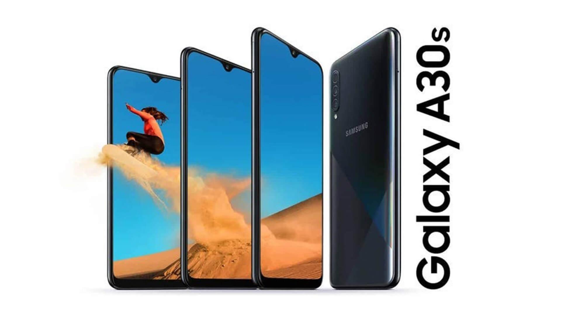 گوشی سامسونگ Galaxy A30s
