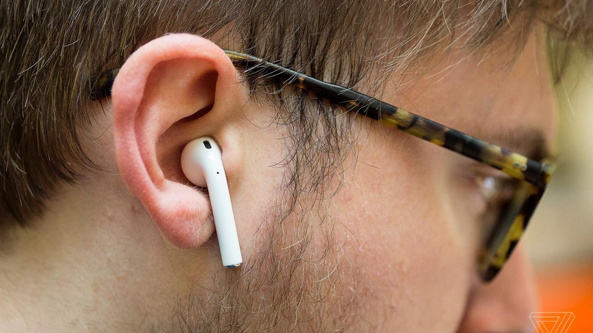 هدفون اپل AirPods